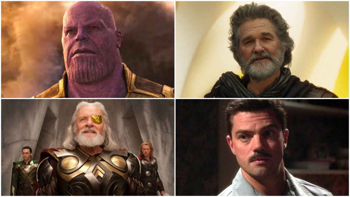 Fathers in the Marvel Cinematic Universe