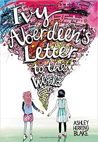ivy aberdeen's letter to the world cover