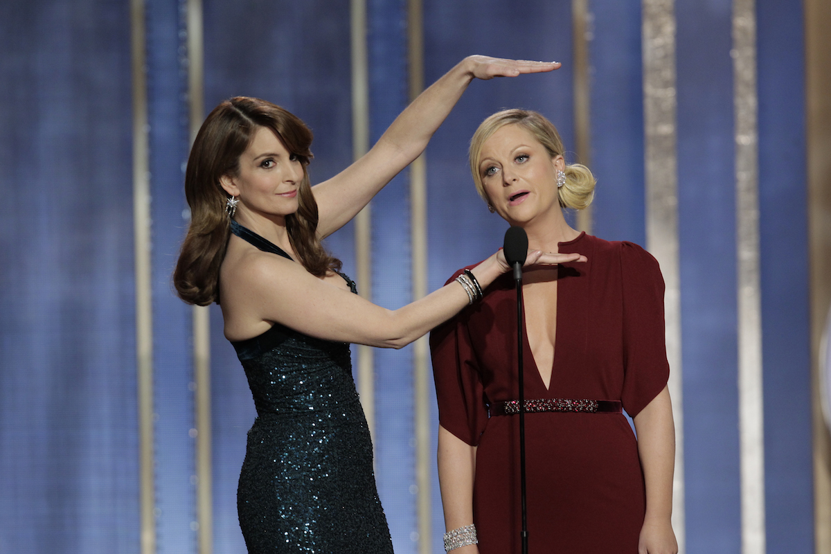 Tina Fey and Amy Poehler May Team Up For Parks and Rec/30 Rock Spinoff Series
