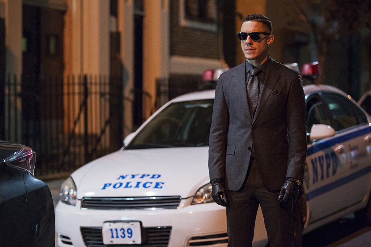 Theo Rossi in Luke Cage (2016)
