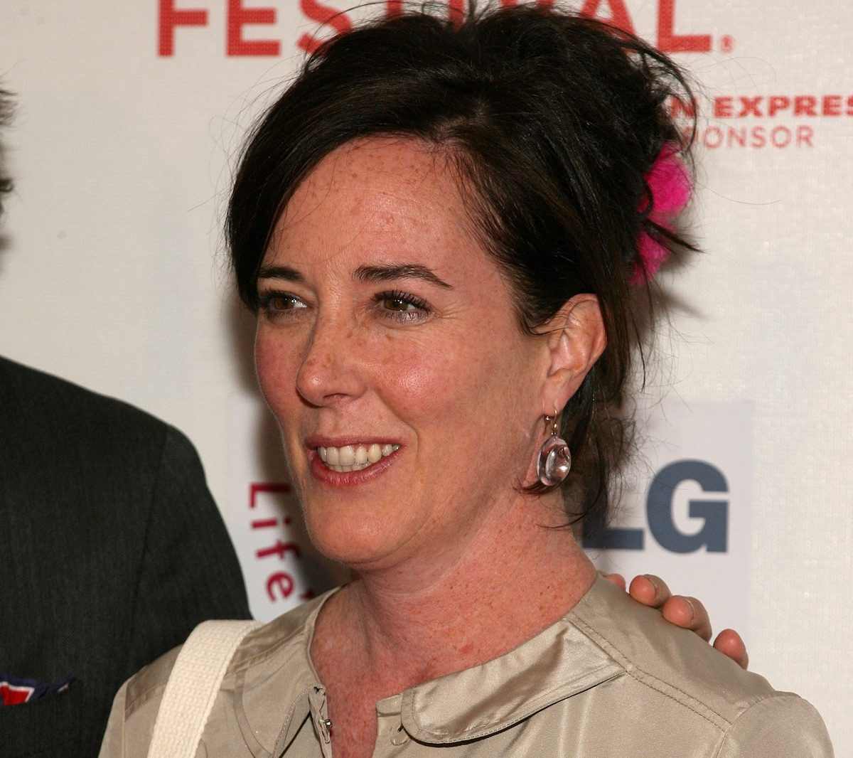 Kate Spade dead at 55