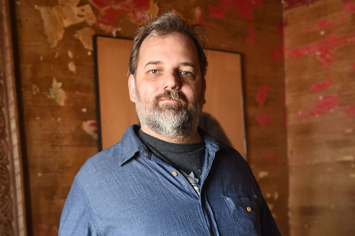 Rick and Morty co-creator Dan Harmon