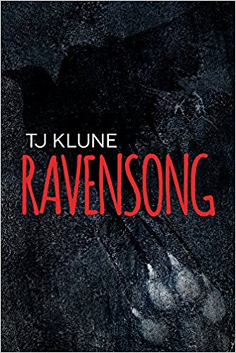 book cover ravensong