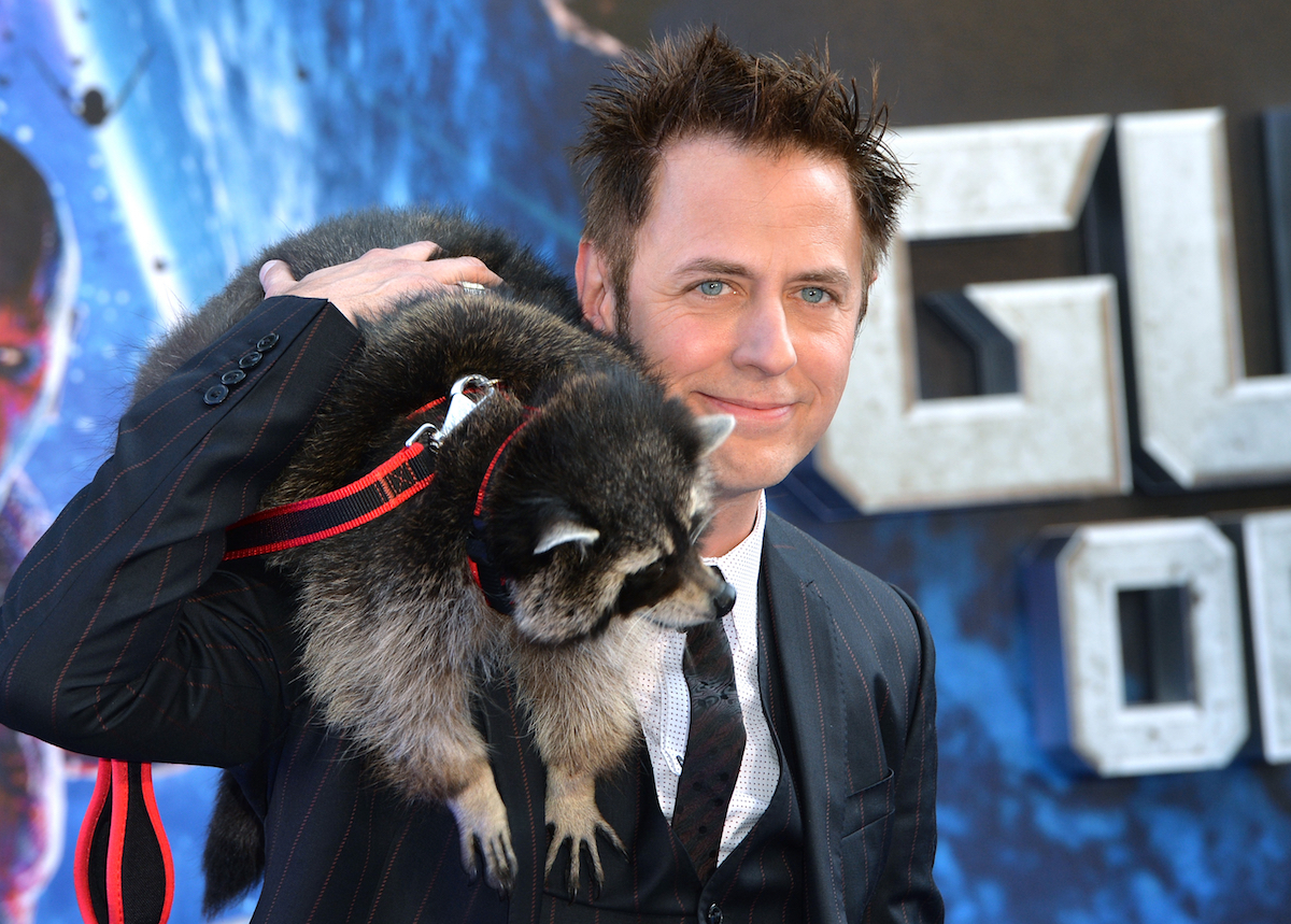James Gunn fired from Guardians of the Galaxy