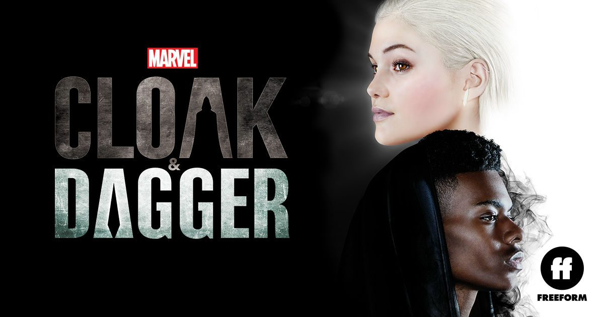 marvel cloak and dagger freeform