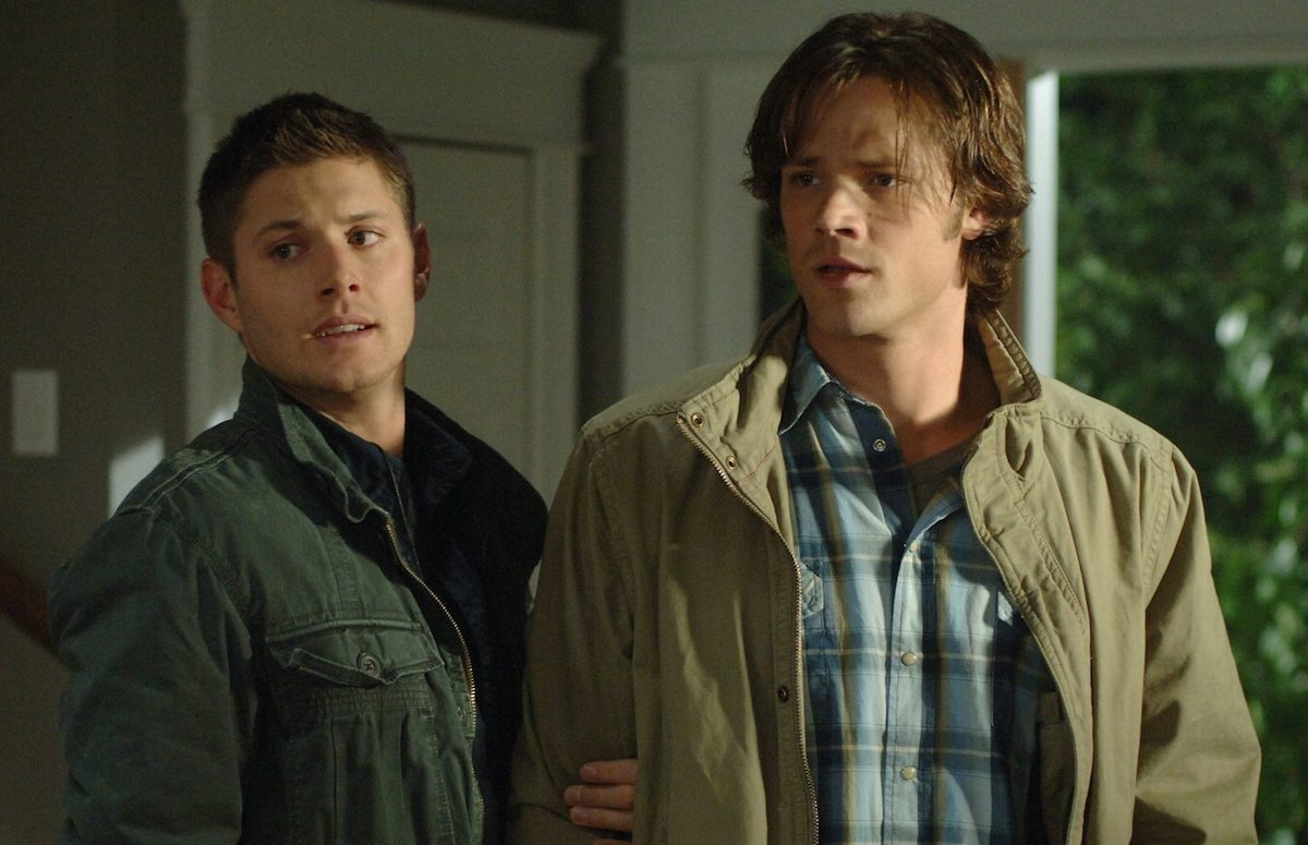 Sam and Dean Winchester in Supernatural