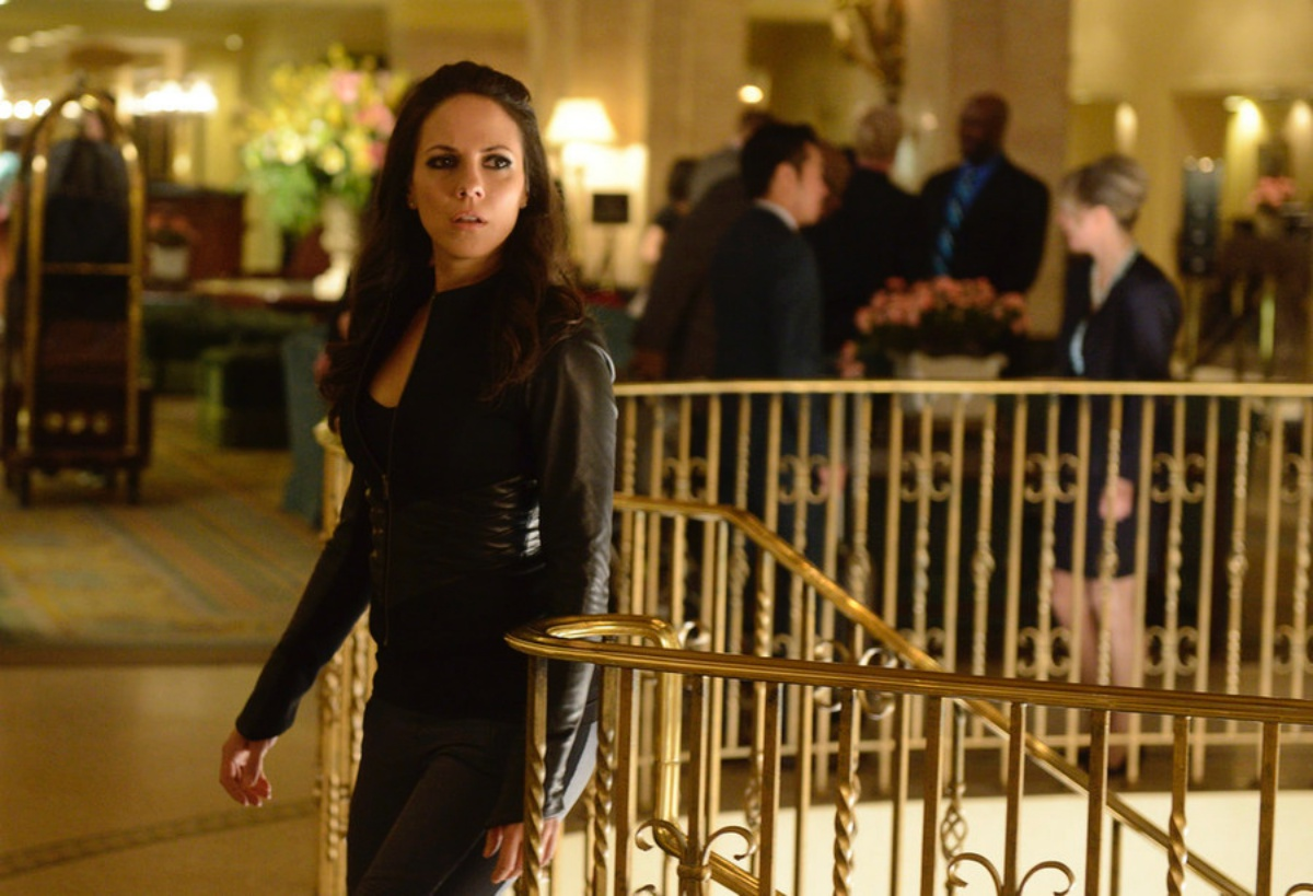 """LOST GIRL -- """"Like Hell Pt. 1"""" Episode 501 -- Pictured: Anna Silk as Bo -- (Photo by: Steve Wilkie/Syfy)"""