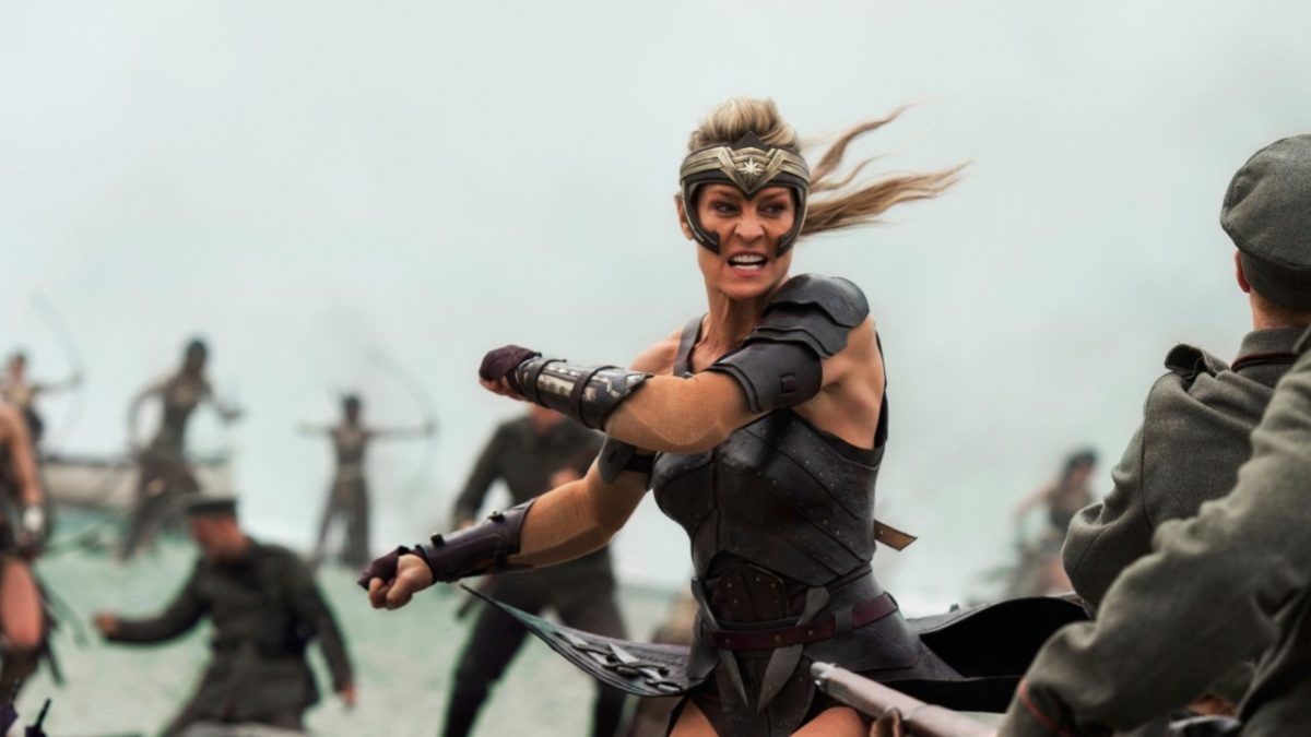 robin wright wonder woman