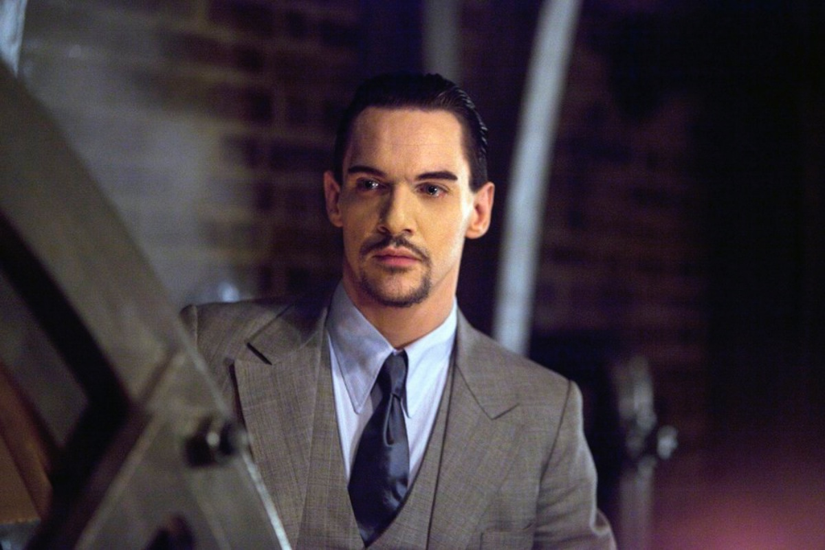 """DRACULA -- """"Let There Be Light"""" Episode 110 -- Pictured: Jonathan Rhys Meyers as Alexander Grayson -- (Photo by: Egon Endrenyi/NBC)"""