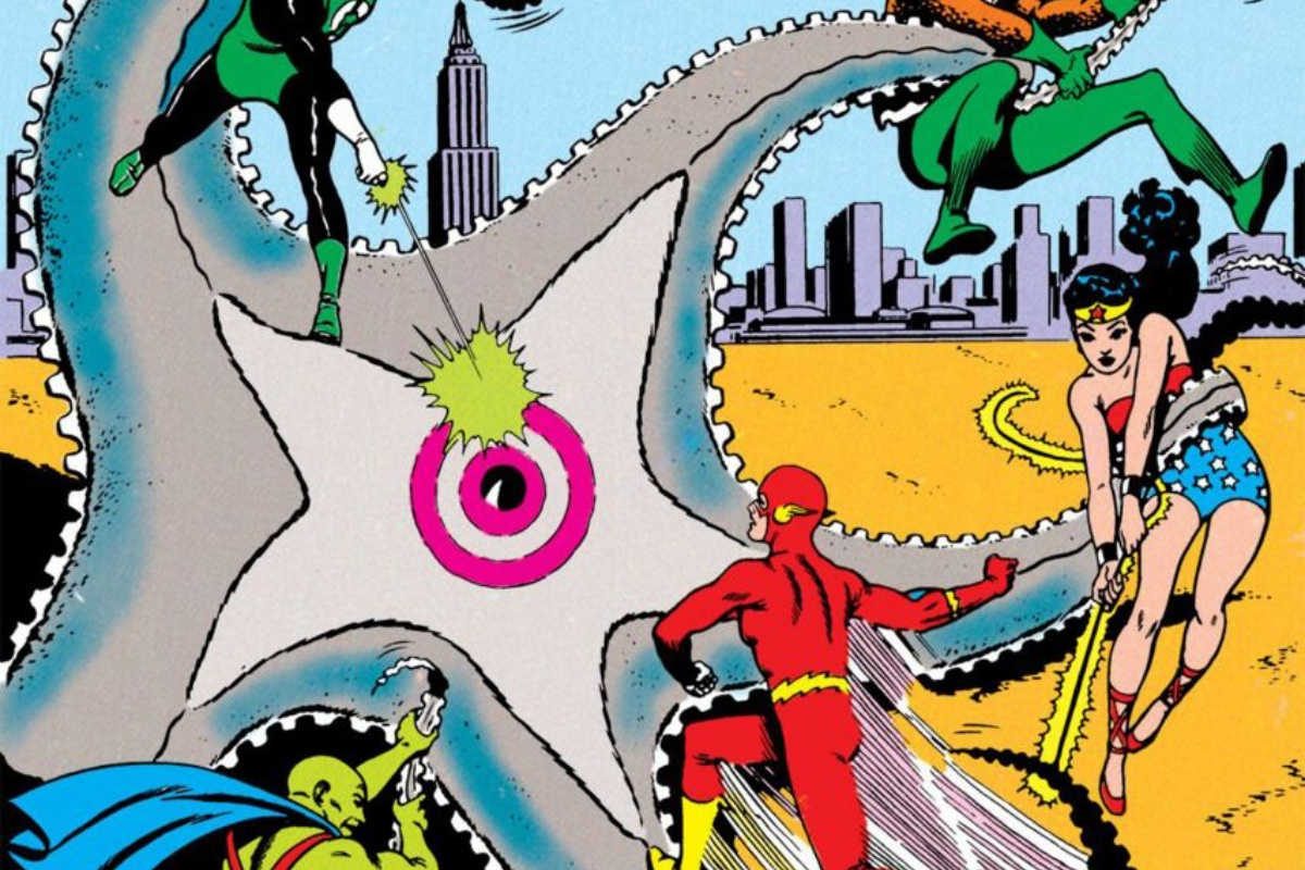 Who Is Starro? A Brief History of the Forgotten Super-Villain | The Mary Sue