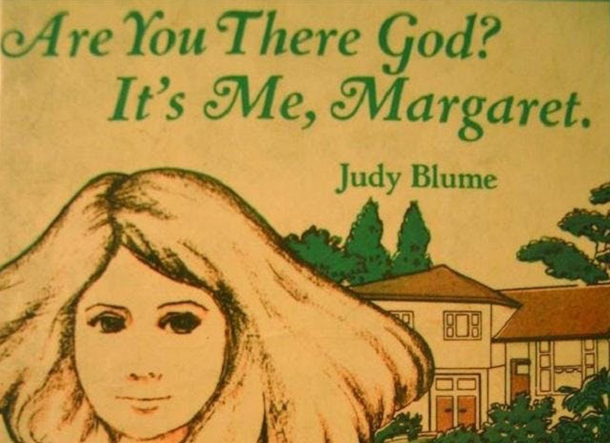 Are You There, God? It's Me, Margaret book will become a movie