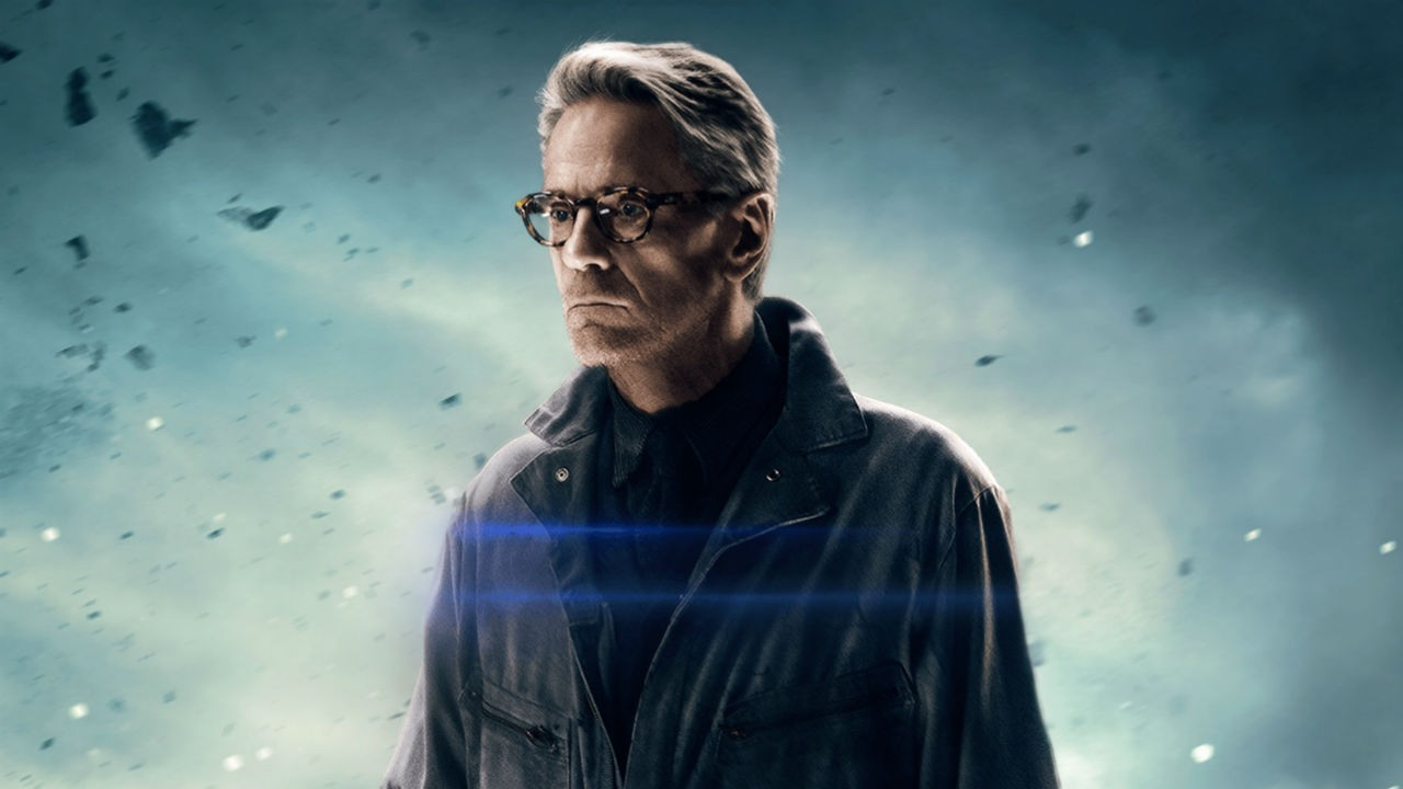 Batman V. Superman featured Jeremy Irons as Alfred