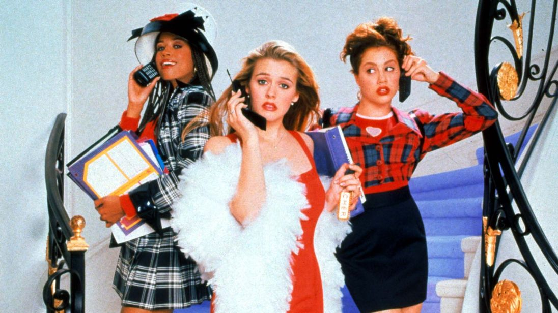 The poster for the teen classic Clueless