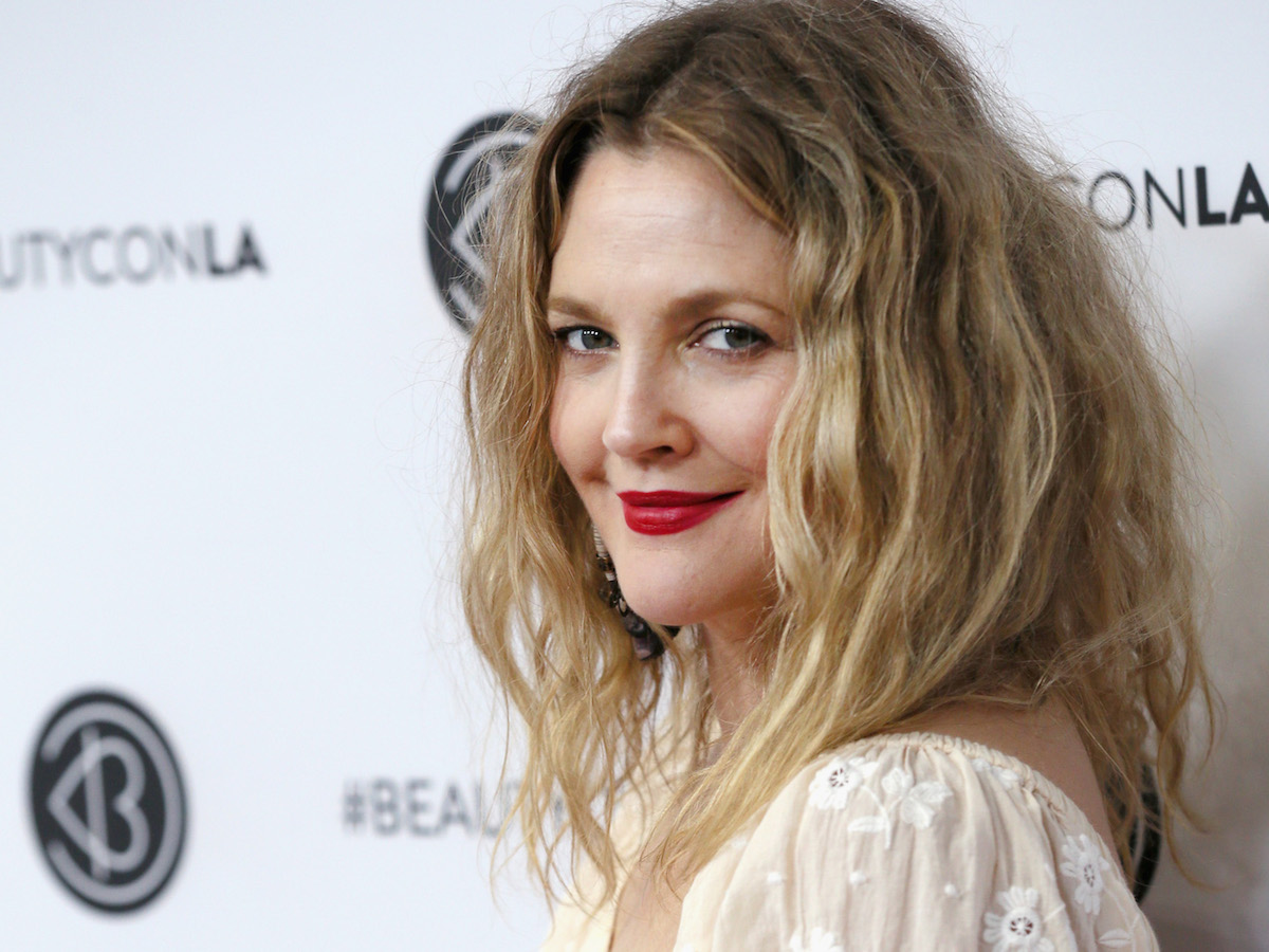 drew barrymore, fake, interview, egypt air