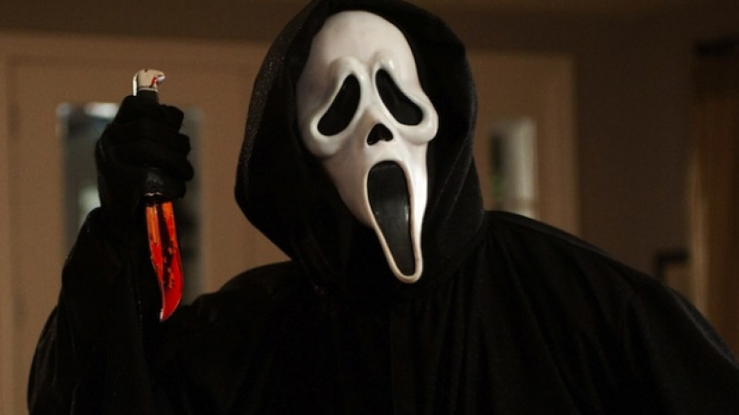 scream movie killer