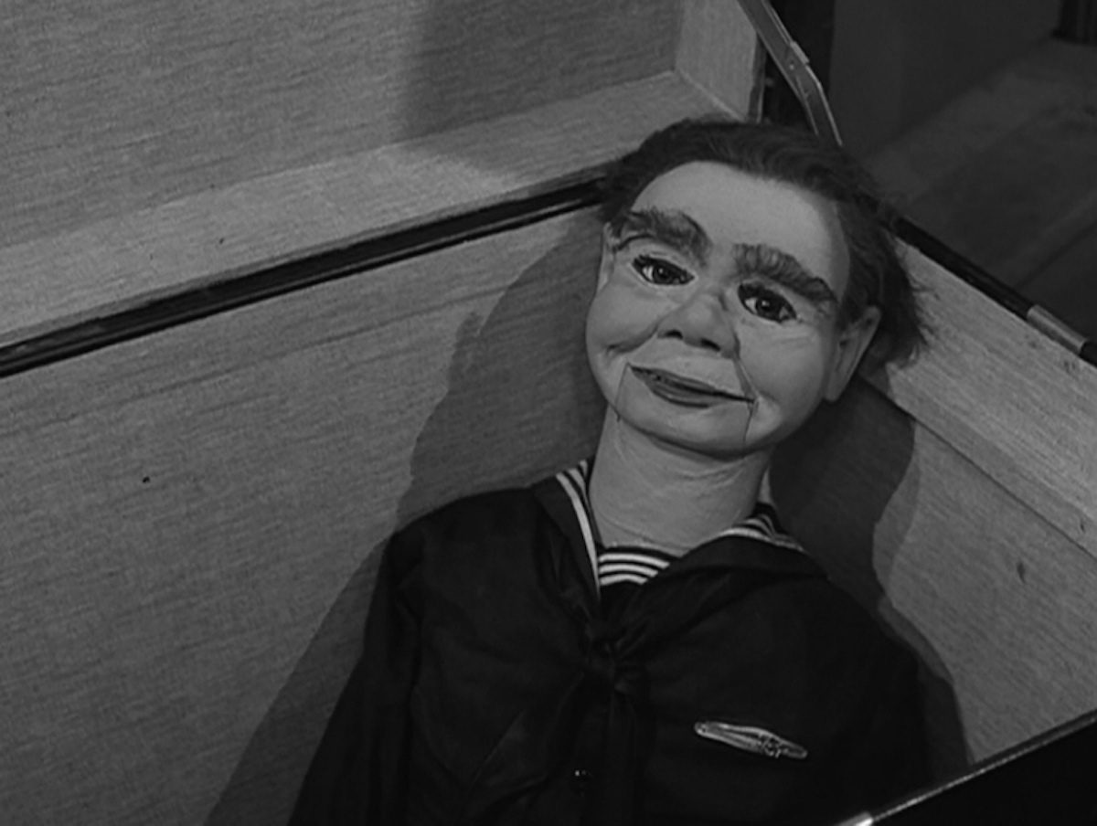 The Dummy from The Twilight Zone