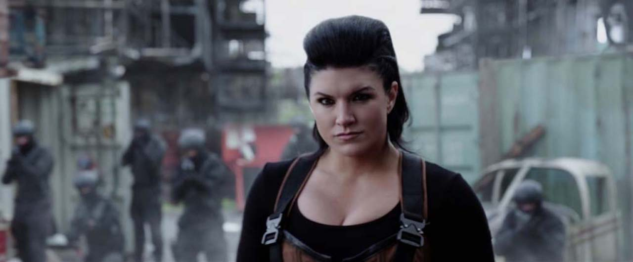 Gina Carano, of Deadpool fame, will be starring in The Mandalorian alongside Pedro Pascal