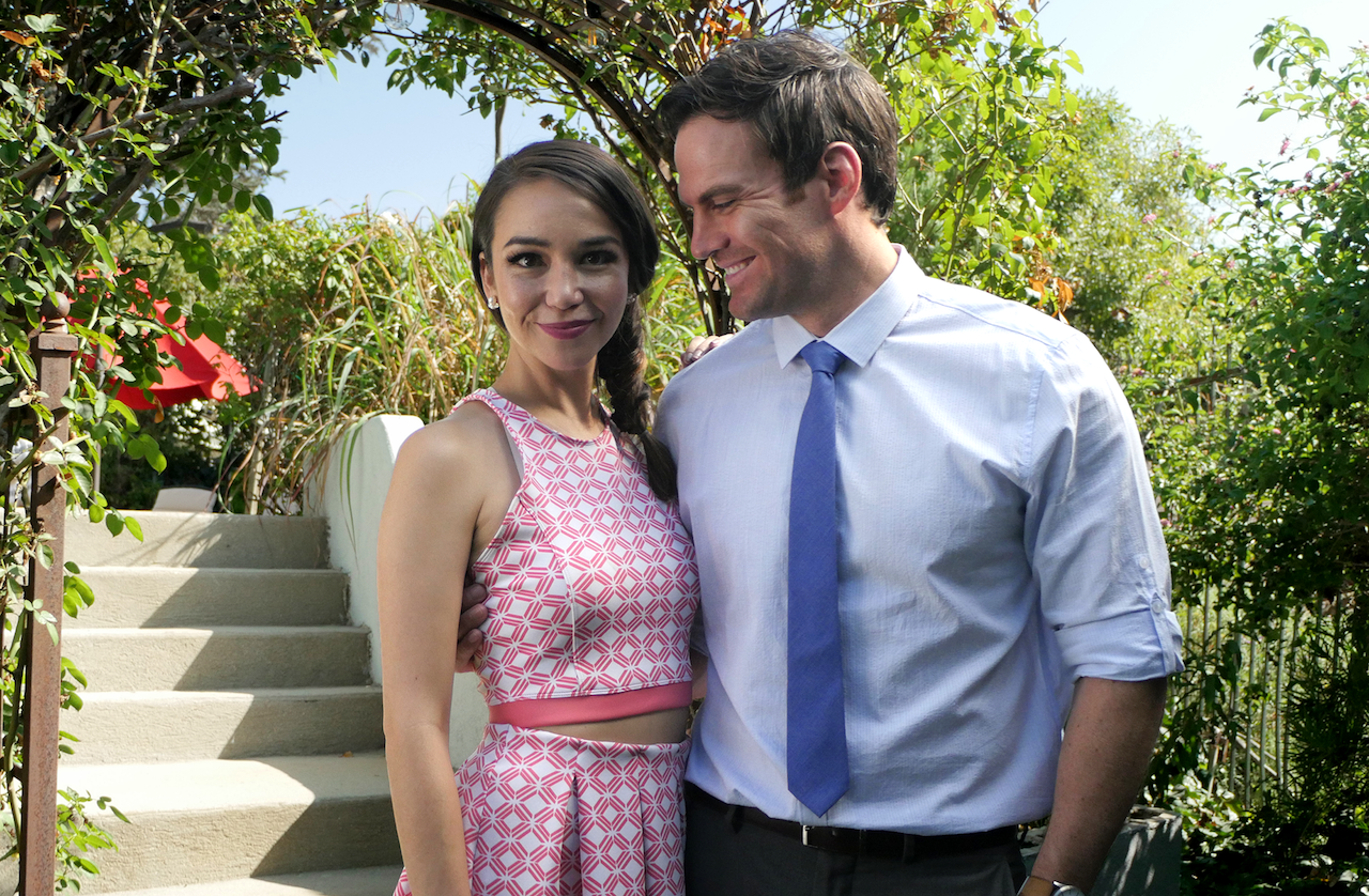 Emma Approved stars Joanna Sotomura as Emma and Brent Bailey as Alex