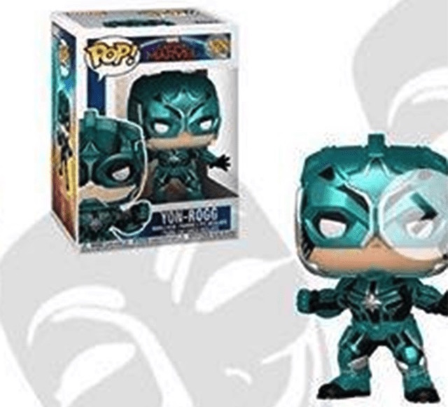 Yon-Rogg in Captain Marvel Funko POP!