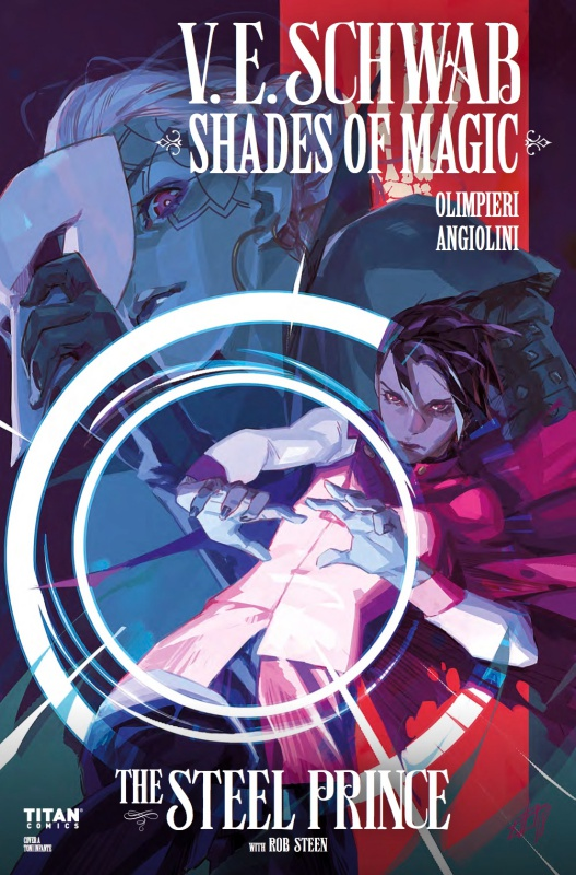 Shades of Magic Steel Prince 3 Cover A