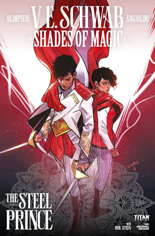 Shades of Magic Steel Prince 3 Cover B