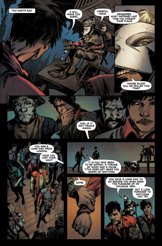 Shades of Magic Steel Prince 3 Page 2
