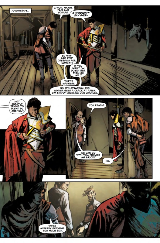 Shades of Magic Steel Prince 3 Page 4