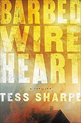 barbed wire heart book cover