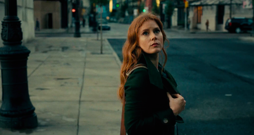 Justice League featured Amy Adams as Lois Lane
