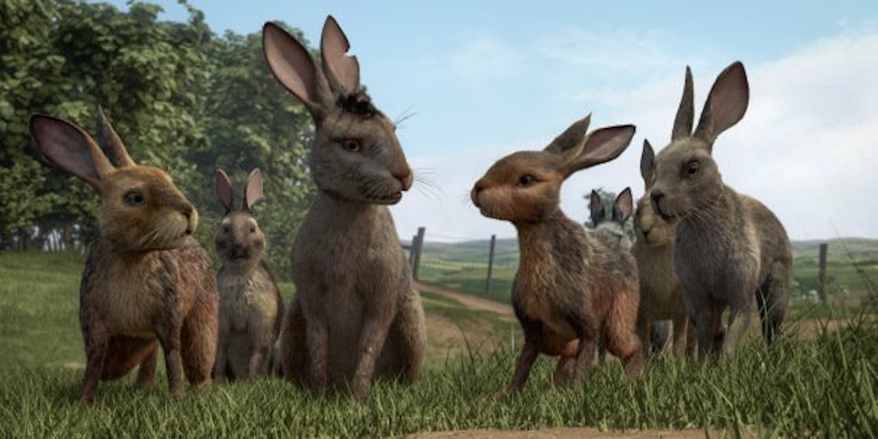 Watership Down will premiere on Netflix this month to traumatize everyone.
