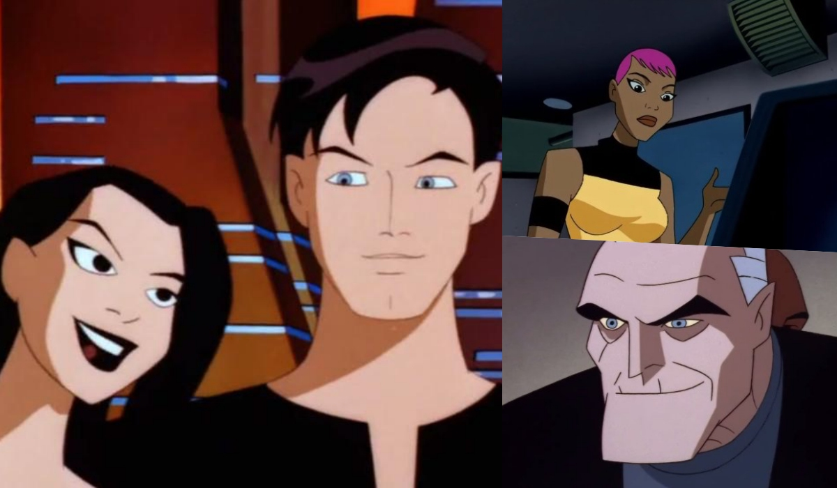 Batman Beyond Supporting Cast