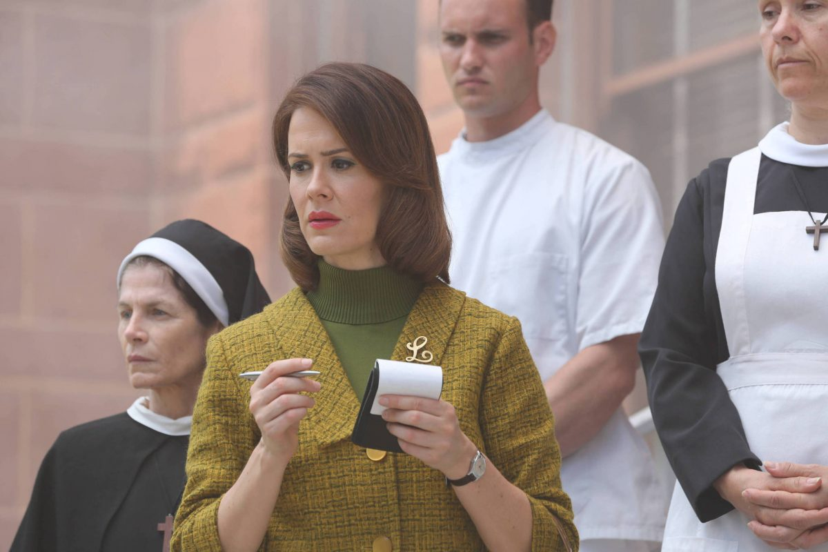 Sarah Paulson And Ryan Murphy Make A Ratched Origin Story The Mary Sue