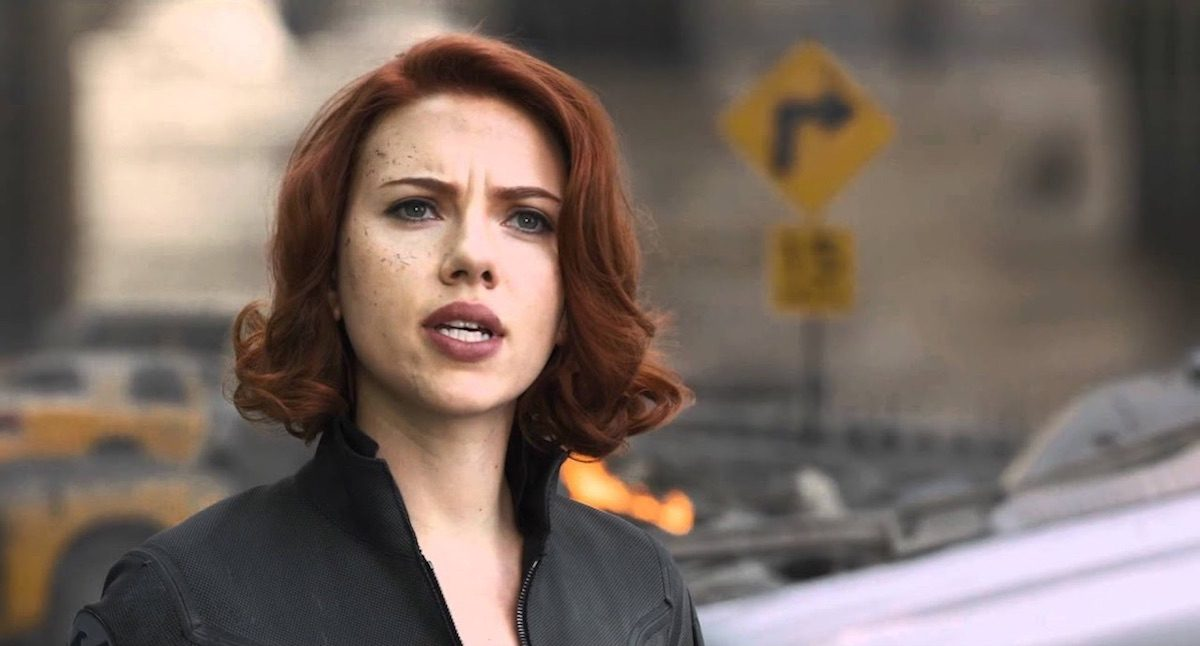 Scarlett Johansson as Black Widow/Natasha Romanoff