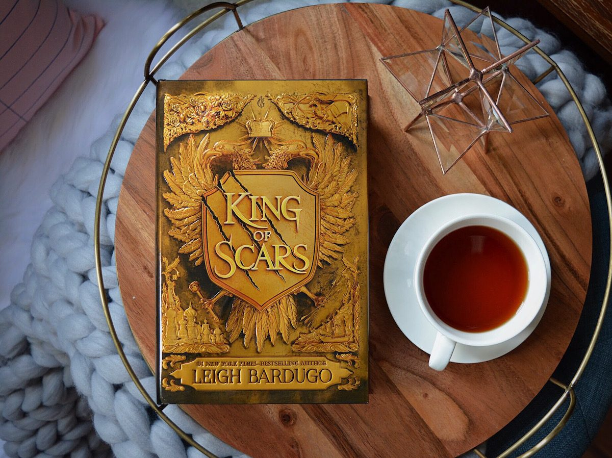 Leigh Bardugo's King of Scars