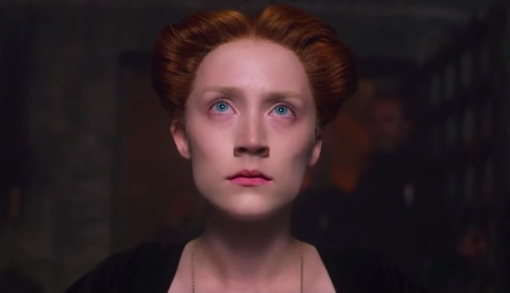 Saoirse Ronan in Mary Queen of Scots Movie