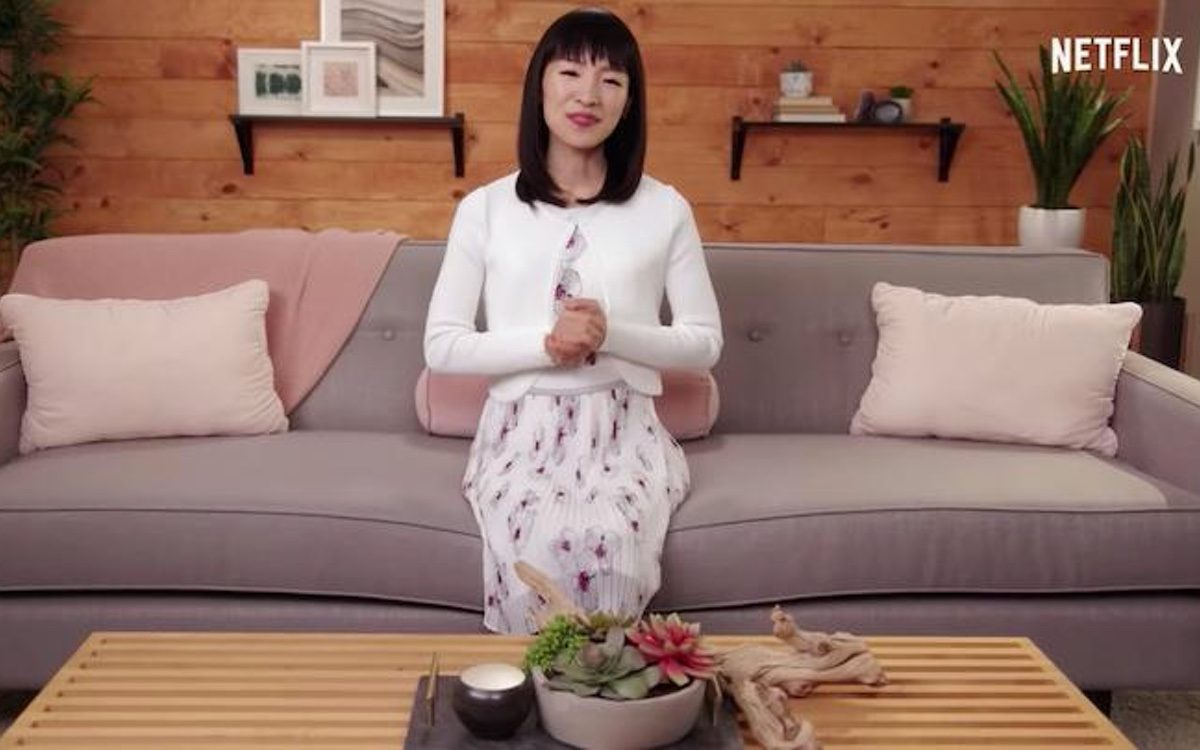 Tidying Up with Marie Kondo is Netflix's latest lovely reality show binge