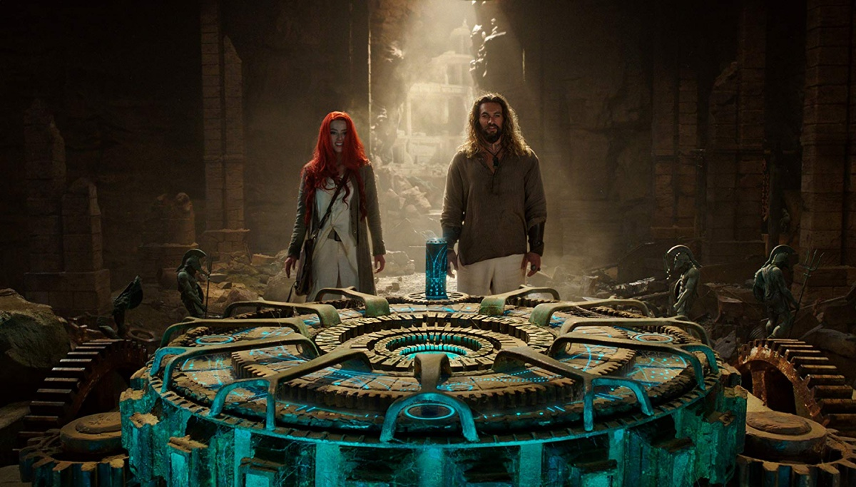Mera and Arthur solved a puzzle