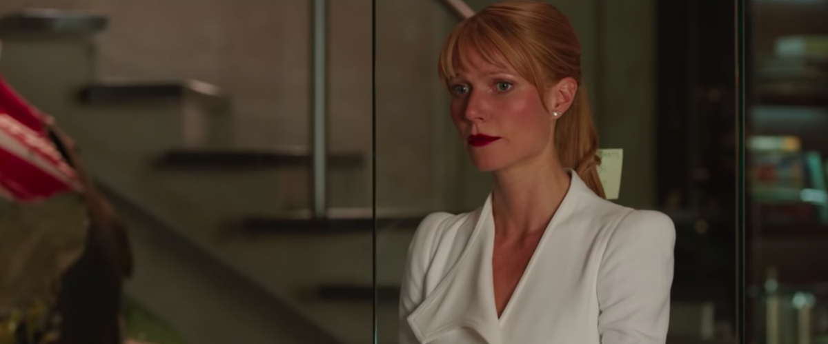 pepper potts is probably going to die lol