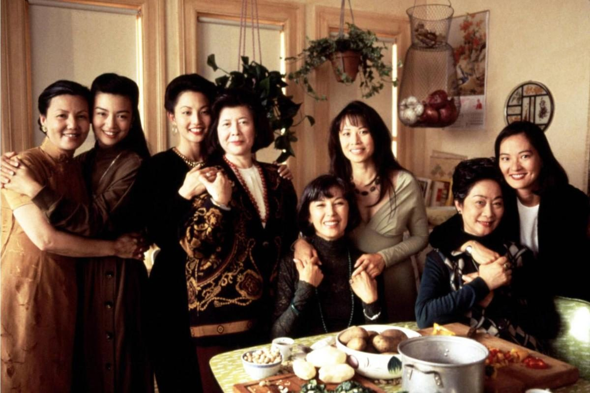 the mothers and daughters of the joy luck club.