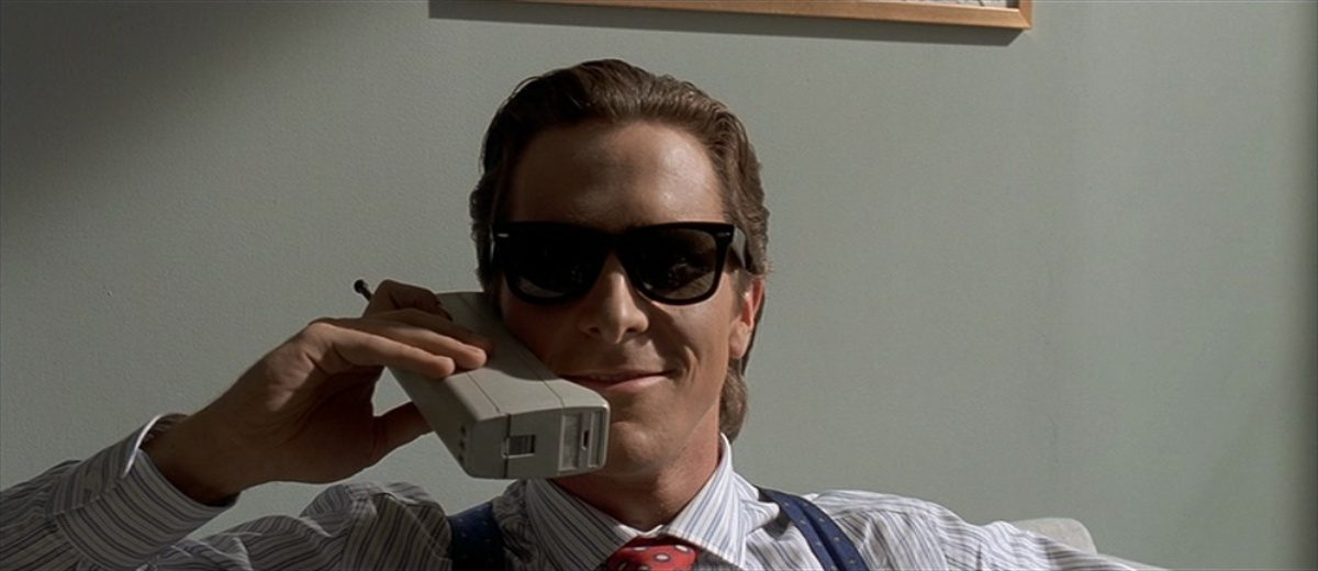 BEE's new book gets scathing review Christian Bale in American Psycho (2000)