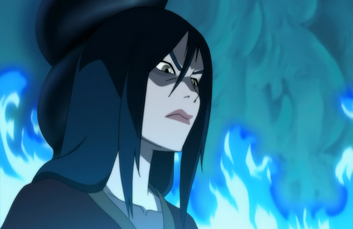 Grey Griffin as Princess Azula in Avatar- The Last Airbender (2003)