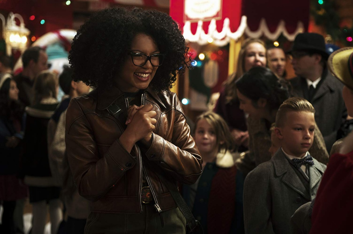 Jaz Sinclair in Chilling Adventures of Sabrina (2018)