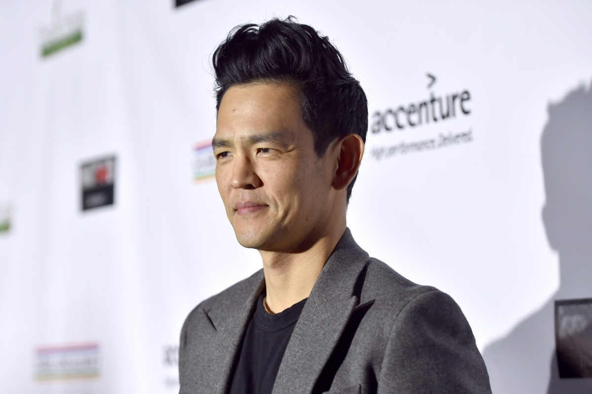 Actor John Cho attends the 12th Annual US-Ireland Aliiance's Oscar Wilde Awards event at Bad Robot on February 23, 2017 in Santa Monica, California.