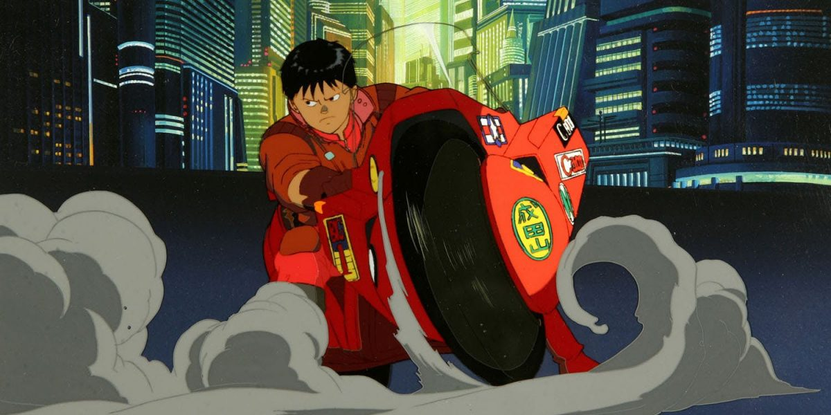 Akira in Akira, is getting the live-action treatment from taika waititi.