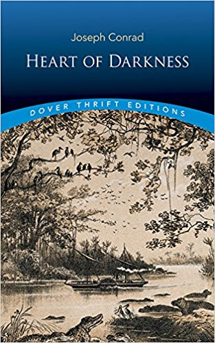Heart of Darkness book cover.