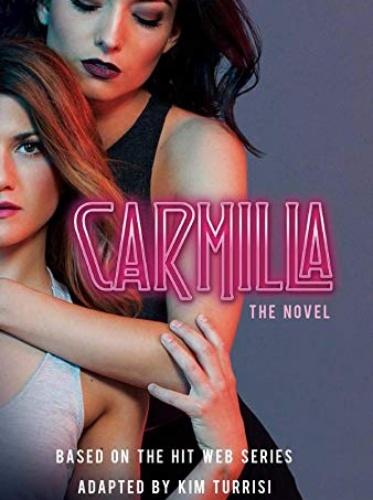 Carmilla the novel book cover