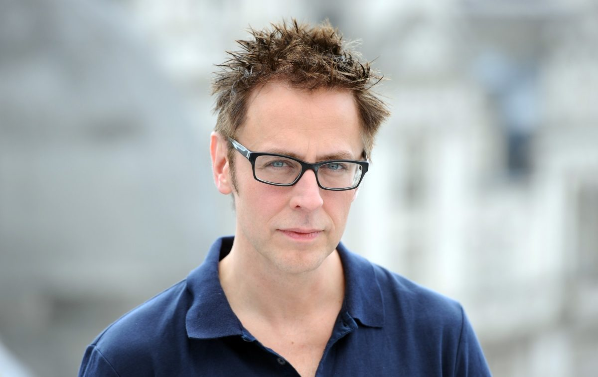 """James Gunn attends the """"Guardians of the Galacy"""" photocall on July 25, 2014 in London, England. (Photo by Stuart C. Wilson/Getty Images)"""