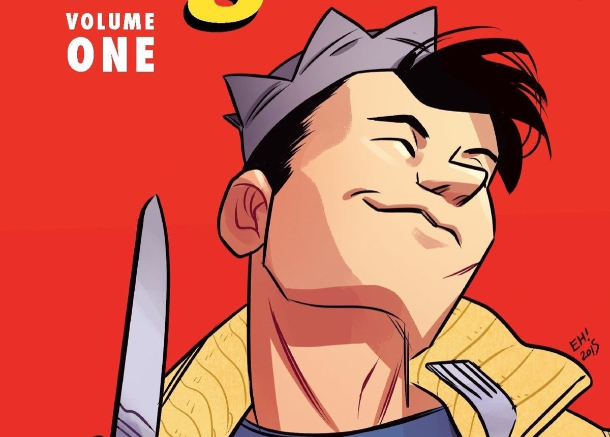 Jughead volume one cover cropped.
