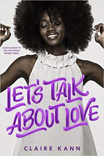 Let's Talk About Love book cover.