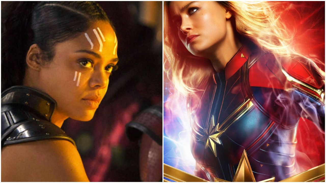 Valkyrie and Captain Marvel are a fan favorite ship in the MCU.